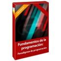Fundamentos de la programación Paradigmas de programación