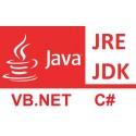 Averiguar versión de Java instalada en VB.NET y CS