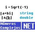 Custom handle complex numbers in NET