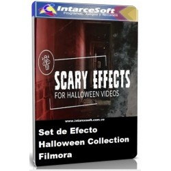 Halloween Collection Filmora Effect Set
