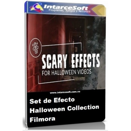 Set de Efecto Halloween Collection Filmora