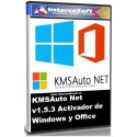 KMSAuto Net 2018 v1.5.3 Windows and Office Activator