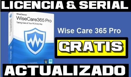 licencias Wise Care 365 Pro