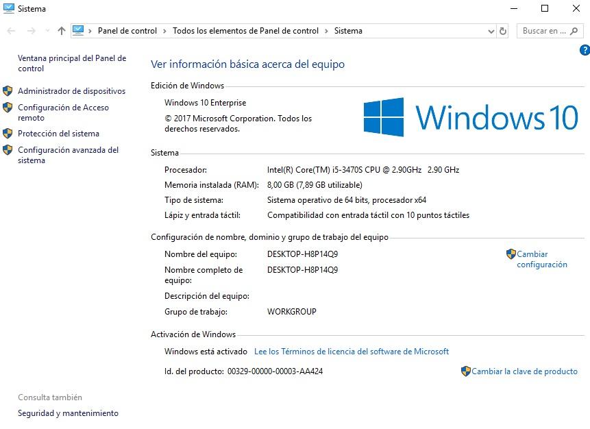 serial para activar windows 10 permanentemente